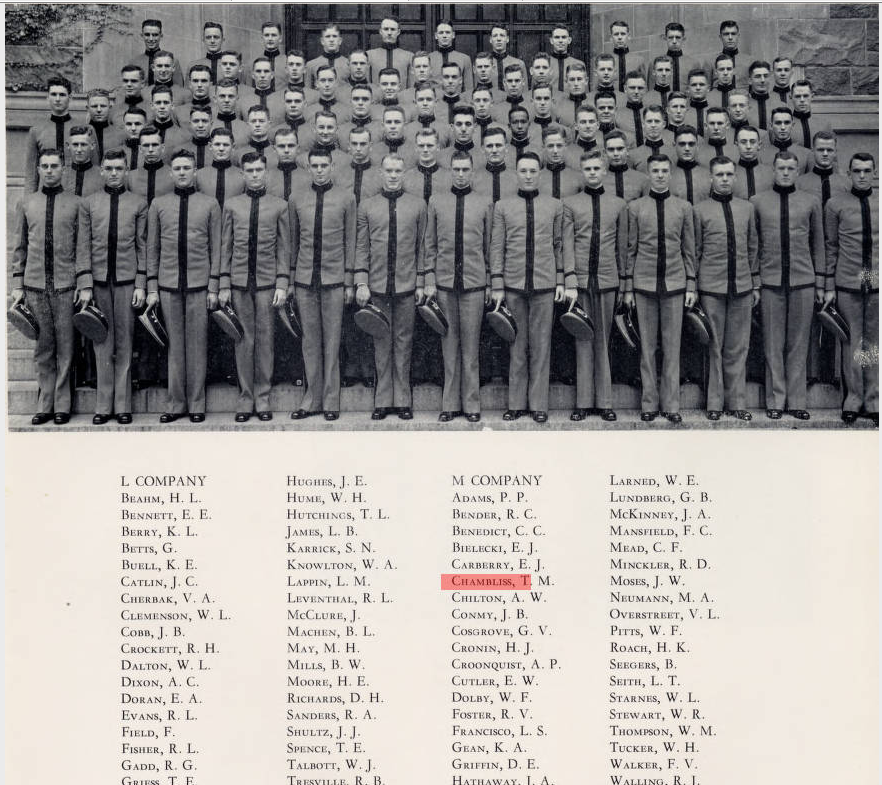USMA Class of 1940